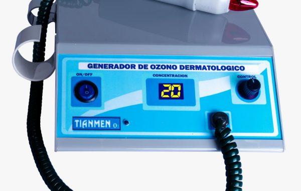 GENERADOR DE OZONO DERMATOLOGICO – PODOLOGICO