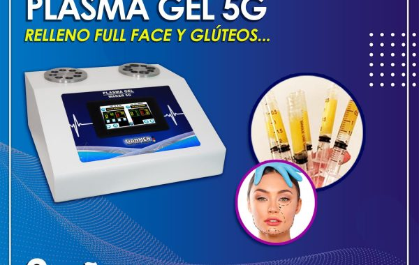 Equipo para Plasma Gel Maker 5G