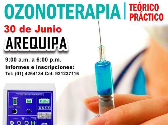 CURSO DE OZONOTERAPIA – Arequipa