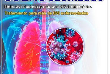 Suero Ozonizado / MEDICINA CUBANA