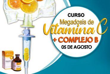 CURSO DE VITAMINA C Y COMPLEJO B